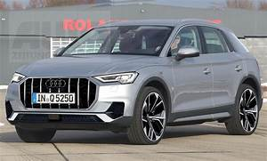 Audi Q3 2018 : audi q3 2 generation ab 2018 preis daten audi ~ Melissatoandfro.com Idées de Décoration