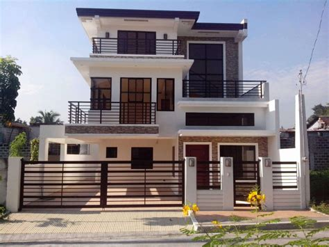 Popular 2 Story Small House Designs In The Philippines