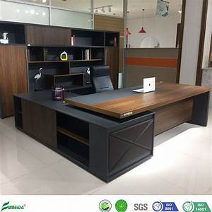 China, Wooden, Standing, Computer, Executive, Desk, For, Office, Furniture, Project, Of, Ceo, Room