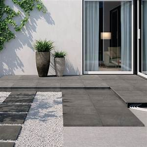 Prix Carrelage Exterieur : arte design carrelage sol ext rieur gr s c rame factory ~ Melissatoandfro.com Idées de Décoration