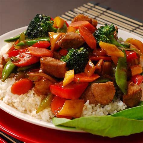 la cuisine chinoise une préparation inspirée de la cuisine chinoise