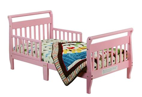Toddler Beds At Kmart by On Me Sleigh Toddler Bed Pink Baby Toddler