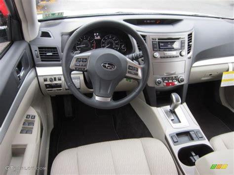 2012 subaru outback interior 2012 subaru outback 2 5i premium interior photo 58159736