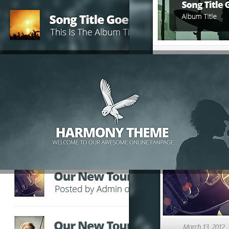 Harmony Theme Coming Soon From Elegant Themes