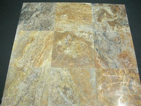 scabos tumbled travertine tile 18x18 travertine