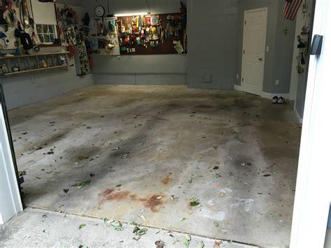 garage floor paint non epoxy epoxy your concrete floor armorgarage blog armorgarage