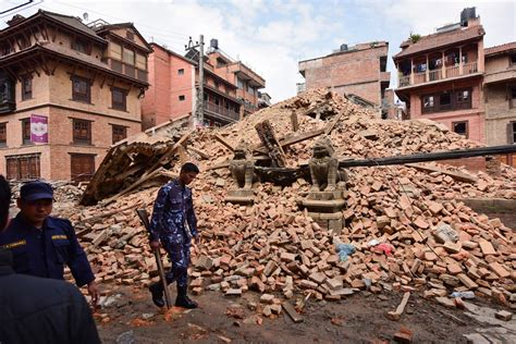 aid  recovery  post earthquake nepal  year