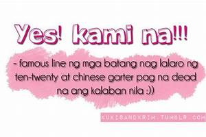 Funny Tagalog Lines | Just for Laugh Trippin'