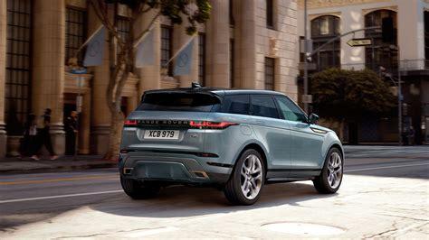 luxurious range rover evoque unveiled