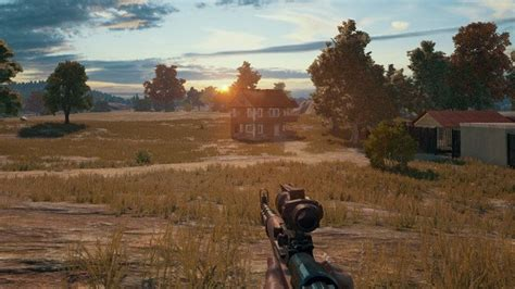 Pubg's First-person Game Mode Is Quickly Becoming The