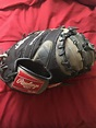 """Rawlings Black Used Catcher's Heart of the Hide 33"""" Glove ..."""