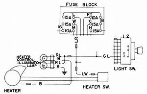 1975 Datsun 620 Wiring Diagram