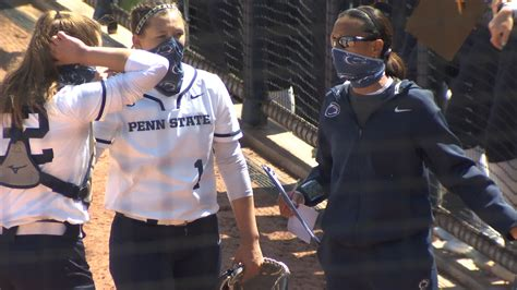 Penn State softball drops doubleheader in first home games ...
