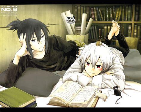 No 6 Anime Wallpaper - books anime anime boys shion nezumi no 6 wallpaper
