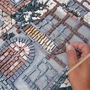 Mosaikfliesen Verlegen Anleitung : mosaik verlegen w rmed mmung der w nde malerei ~ Markanthonyermac.com Haus und Dekorationen