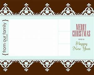 Free Printable Christmas Card Templates – AllCrafts Free ...