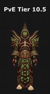 Transmogrification Warlock Pve Tier 10 Sets  Wod 6 2
