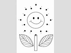 Dot To Dot Free Printables Preschool Printable 360 Degree