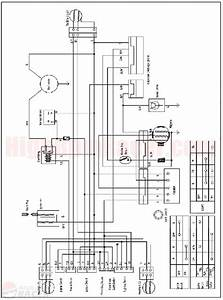 Wiring Diagram For 110cc 4 Wheeler Download