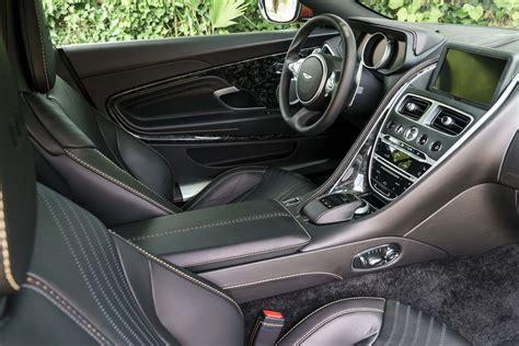 aston martin db spied  mercedes benz interior components
