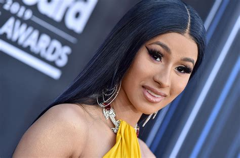 Cardi B Responds to Claim That She Doesn't Write Her Own ...