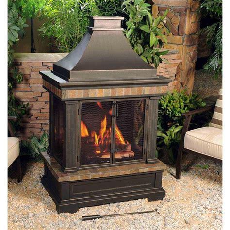 home depot outdoor  wood burning  pinterest