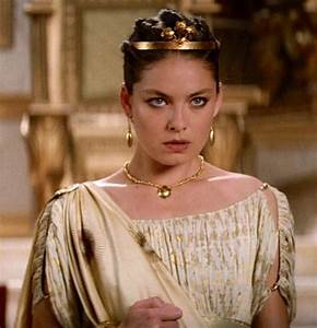 Alexa Davalos as Princess Andromeda of Argos in Clash of ...