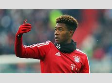David Alaba would prefer Arsenal move over Manchester