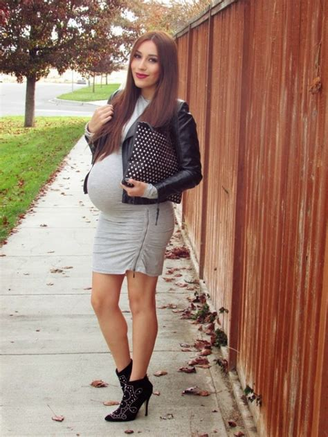 25 Trendy Maternity Outfits You Will Love - Pretty Designs