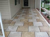 excellent patio tile design ideas Top 15 Flooring Materials: Costs, Pros & Cons 2017-2018