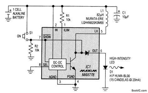 High Intensity Led Circuit Light