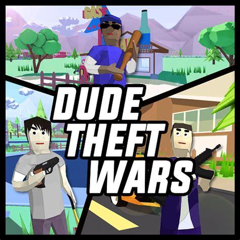 dude theft wars vb mod unlimited money apkmodcom