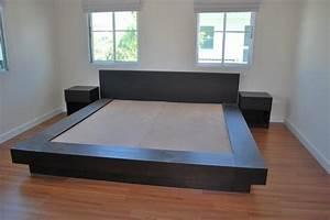 PDF Woodwork Plans For Building A Platform Bed Download