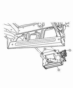 Jeep Grand Cherokee Detector  Esim  Evaporative System Integrity Module