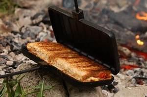 Waffeleisen Gusseisen Feuer : sandwichmaker doppelt aus gusseisen f r feuer grill und gasherd von rome industries grill ~ Watch28wear.com Haus und Dekorationen
