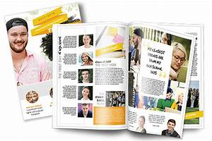 How to make a magazine for a school project: online ...