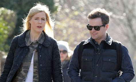 Declan Donnelly and wife Ali Astall travel to Australia ...