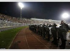 Albania players had bags searched by Serbian police for