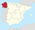 File:Galicia in Spain.svg - Wikimedia Commons