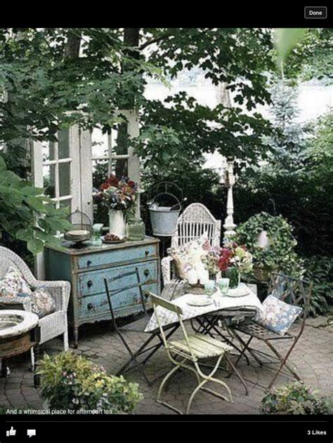 30 best images about shabby chic gardens on