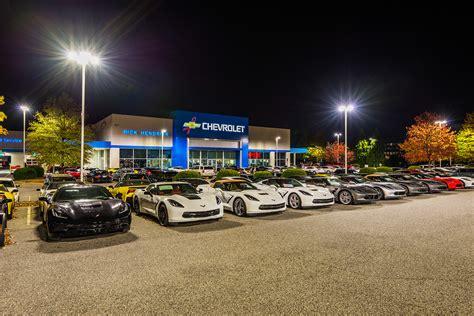 Rick Hendrick Chevrolet  Duluth, Ga  Powerworks Electric
