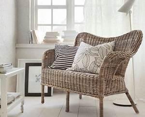 Ikea Fauteuil Rotin : ikea collection nipprig en rotin bambou panier suspension fauteuil c t maison ~ Teatrodelosmanantiales.com Idées de Décoration
