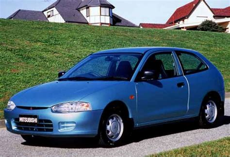 used mitsubishi mirage review 1996 2003 carsguide