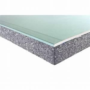 2 X 2 M Matratze : doublage en polystyr ne expans th 32 siniat 2 6 x ep 13 80mm r leroy merlin ~ Markanthonyermac.com Haus und Dekorationen