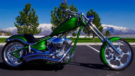 For Sale 2007 Big Dog K9 K-9 Custom Softail Chopper
