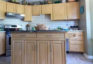 painting kitchen tile backsplash 8 diy backsplash ideas to refresh your kitchen on a budget