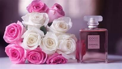 Chanel Rose Wallpapers Desktop 4k