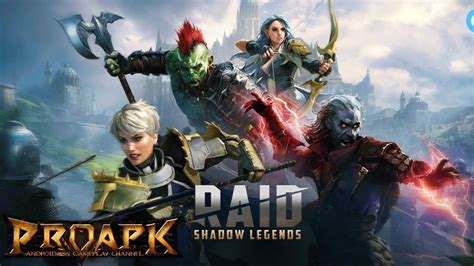 raid shadow legends mobile ios full working game mod