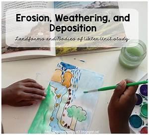 Teachermomplus3  Erosion  Weathering  And Deposition