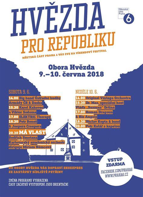 Hvězda pro republiku - AtlasCeska.cz